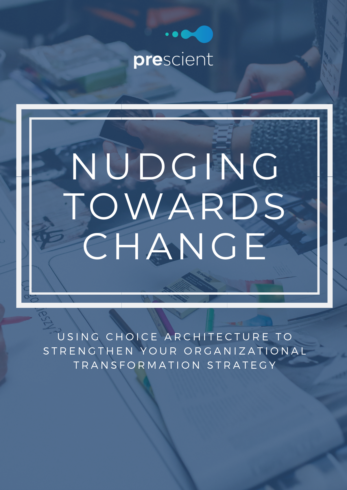 organizational transformation strategy